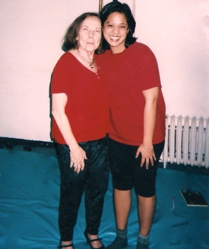 Sharmila and Romana. Copyright Core Arts Pilates. Pilates in Orange County, Pilates in Anaheim